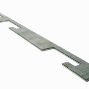 Lock Plate, Cable Guard Rail Post